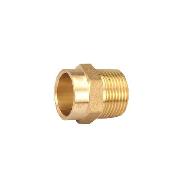 Industrial Cnc Machining Brass Forging Parts