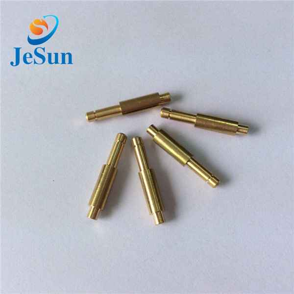 New products cnc brass parts brass pin1730