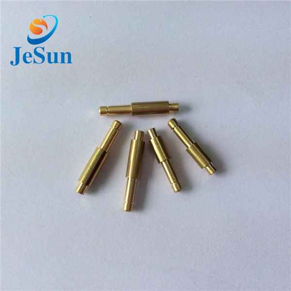 New products cnc brass parts brass pin1732