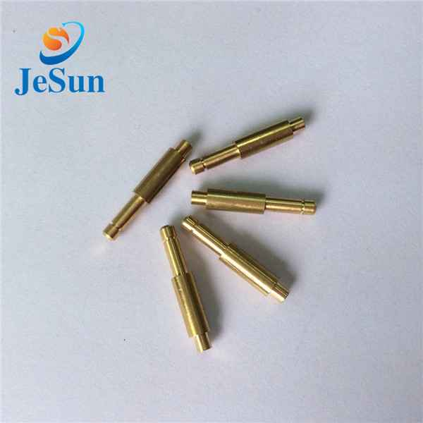 New products cnc brass parts brass pin1733