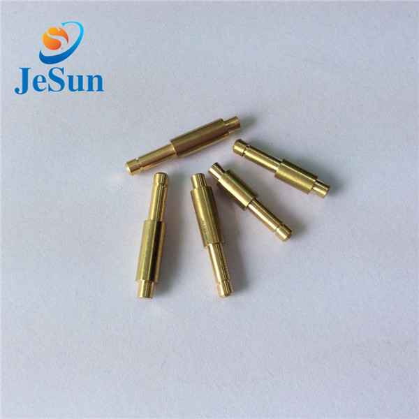 New products cnc brass parts brass pin1734