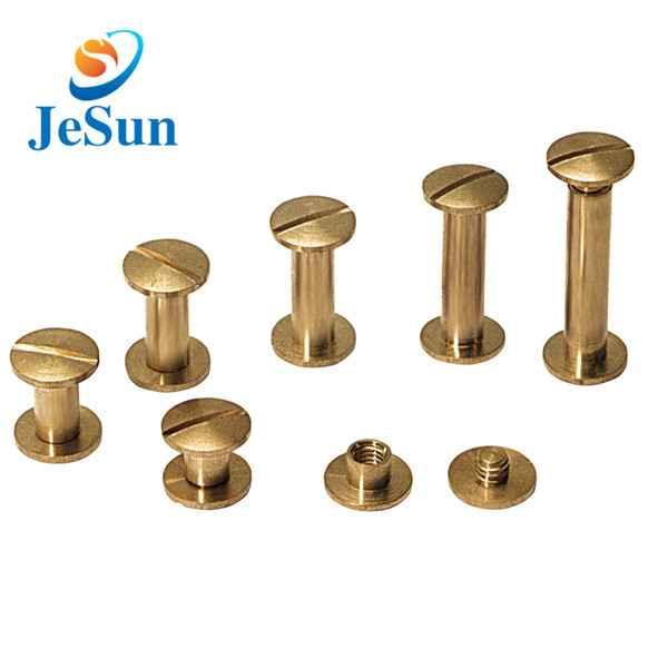 OEM brass male and female screws 20171747