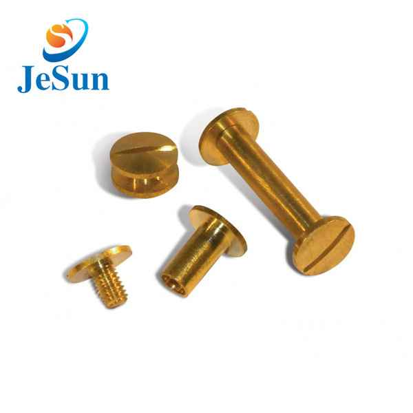 OEM brass male and female screws 20171748