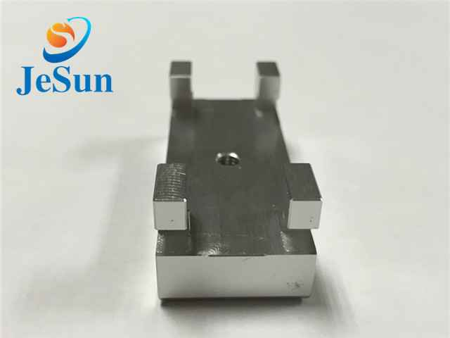China OEM anodised aluminum spare machining parts for sale