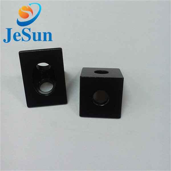 China black mini cnc machine parts325