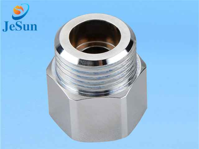 China customized special head screw cnc machining parts cnc metal parts for sale