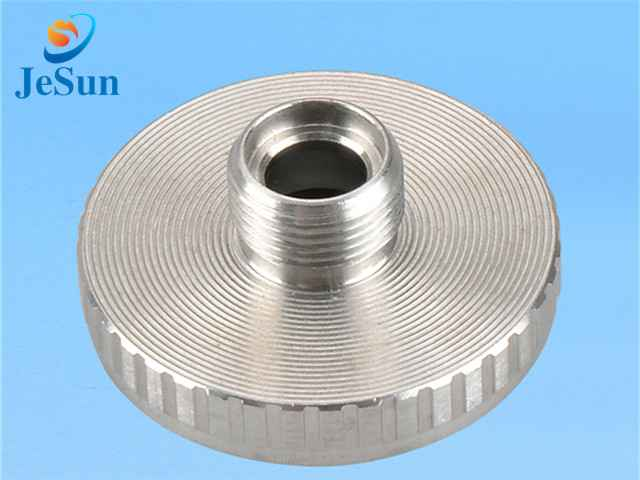 China factory wholesale stainless steel cnc lathe parts for sale
