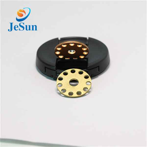China guangdong manufacturing cnc brass parts with197