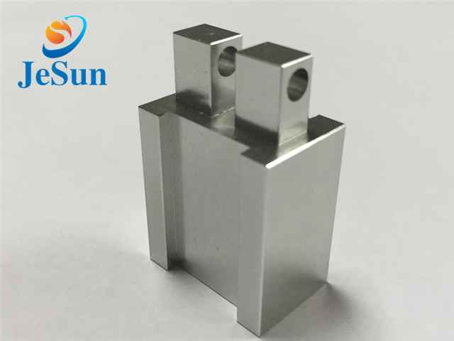 China high precision aluminum CNC machining Parts for sale