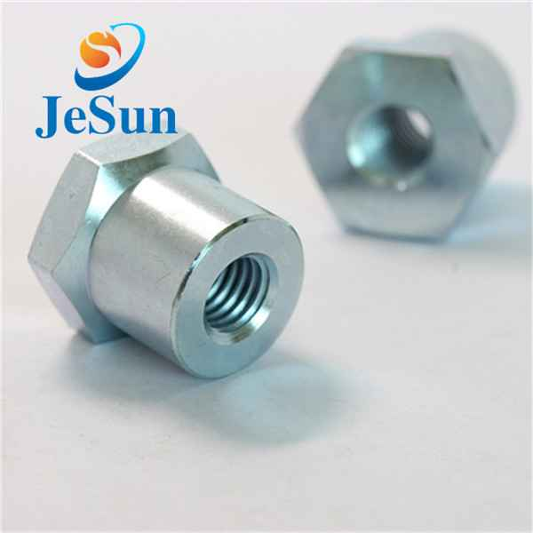 China manufacturing customized steel hex nut cnc368