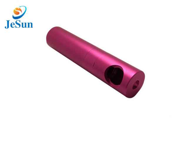Colored anodized aluminum cnc machining parts (2)