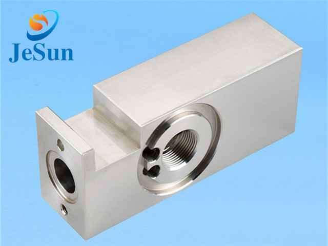 Customized cnc machine spare parts special cnc metal parts for sale