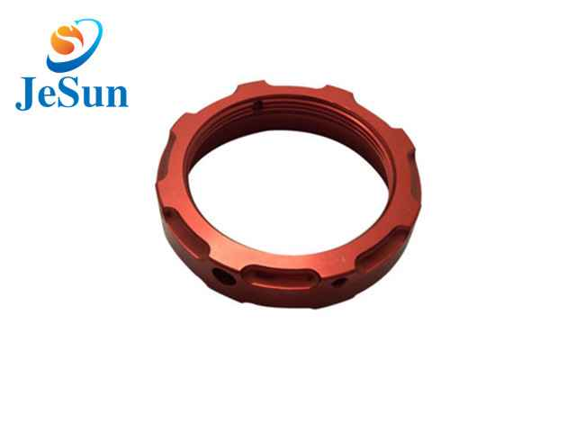 Factory customized cnc aluminum turning spare parts for sale