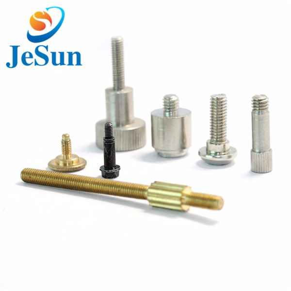 Guangdong manufacturing step screw cnc parts228