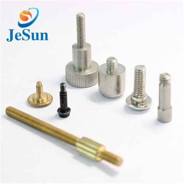 Guangdong manufacturing step screw cnc parts230