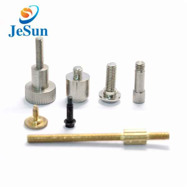 Guangdong manufacturing step screw cnc parts239