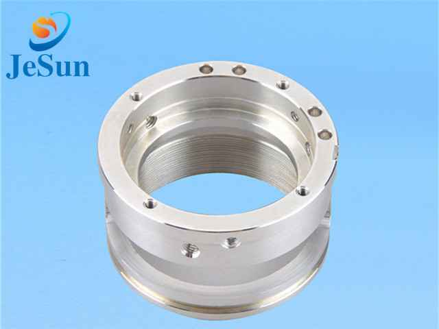 High Precision CNC Machining Aluminum Parts  CNC Milling Parts for sale