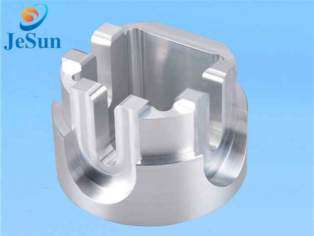 Hot sale special nut with inner hole thread cnc machining parts for sale