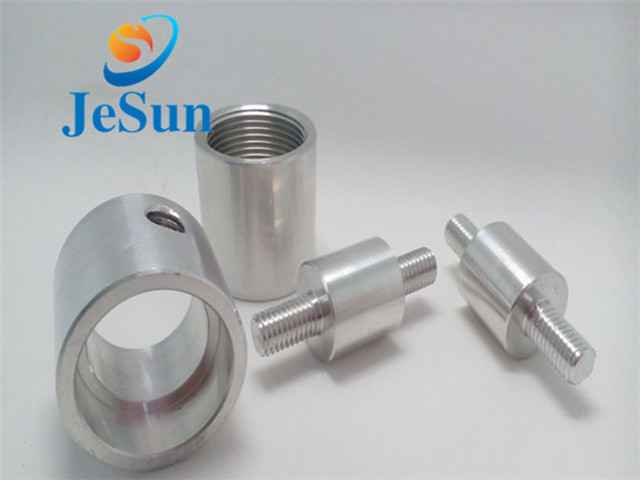 Made in china black thumb screw cnc machining parts cnc metal parts for sale
