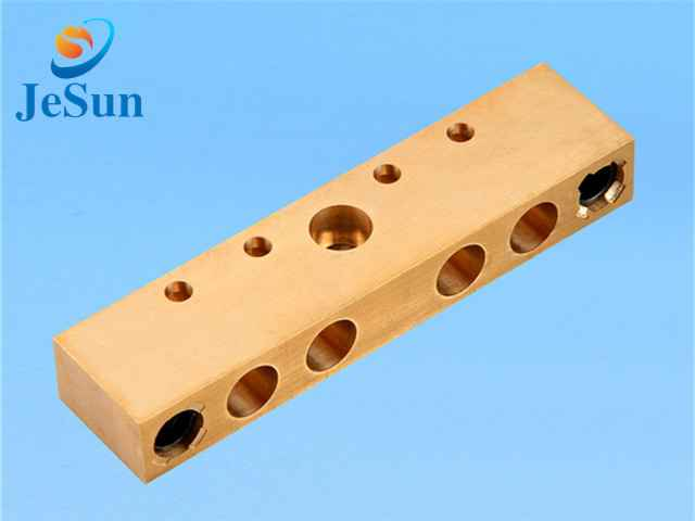 china supplier metal working aluminum machining parts for sale