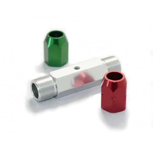 new products Aluminum milling parts with anodized304