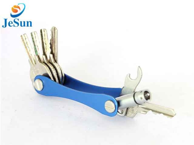 nice quality compact smart key holder leather pu orgnizer for sale in usa