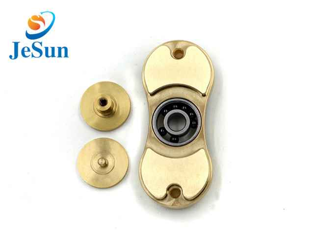 2017 hot new products brass fidget spinner for sale