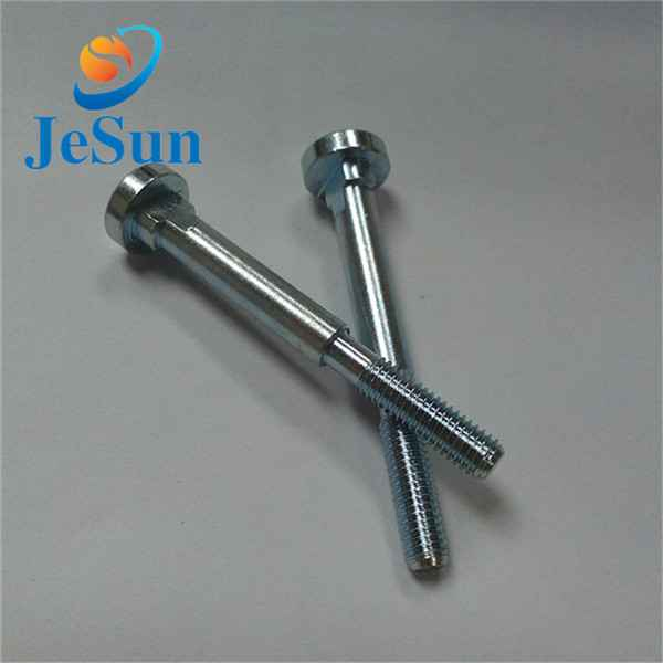 Alibaba China supplier shoulder screws with part554