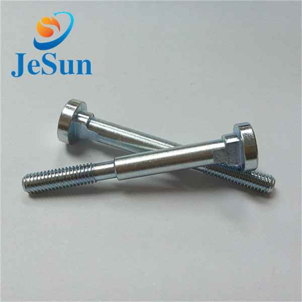 Alibaba China supplier shoulder screws with part558