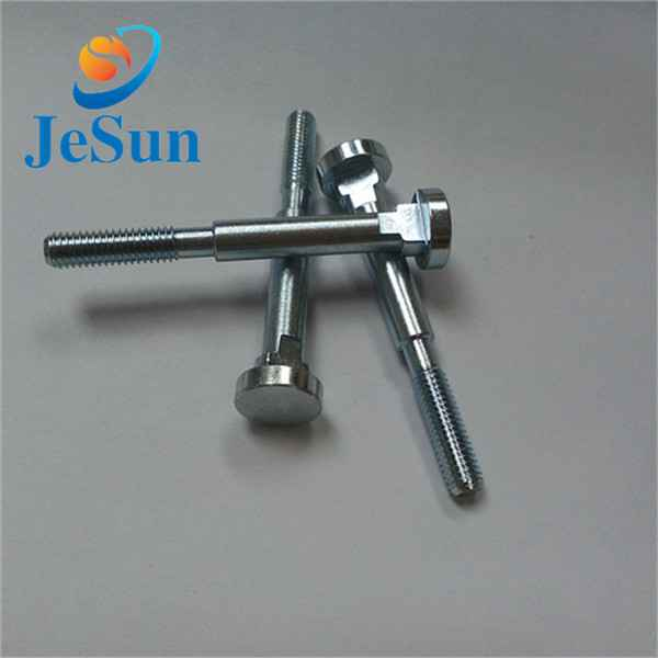 Alibaba China supplier shoulder screws with part743