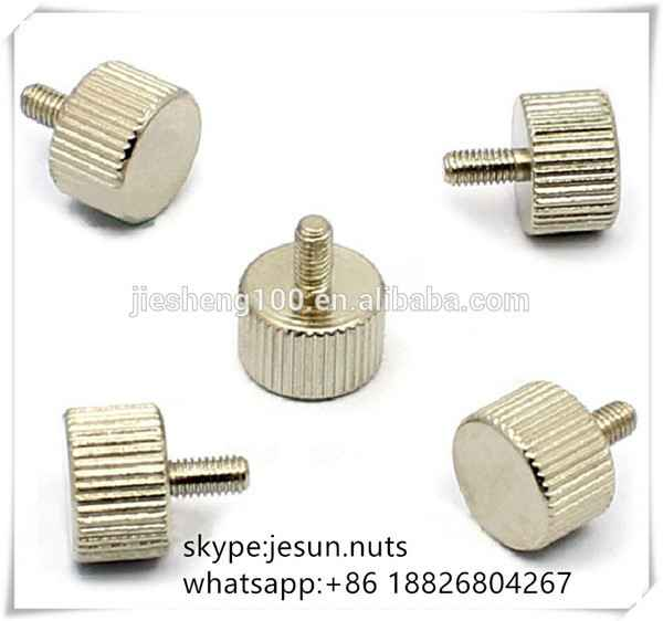Alibaba Online Shopping Stainless Steel Knurled Adjustment1344
