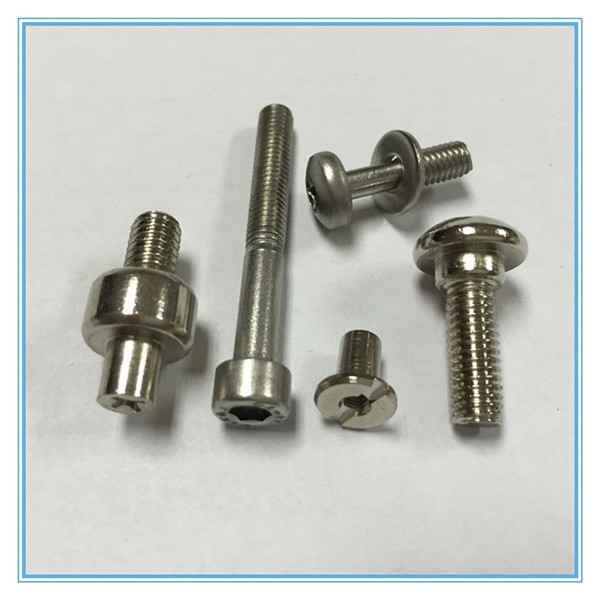 Alibaba Supplier Stainless Steel Bolts and Nuts1291