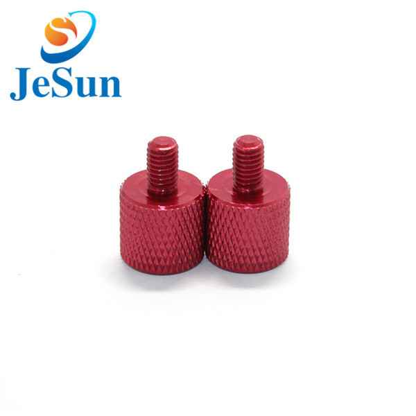 Alibaba online manufacturing red machine screws591