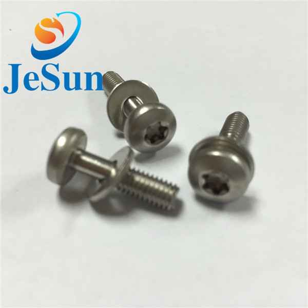 Black thumb screw special head screw screw1028