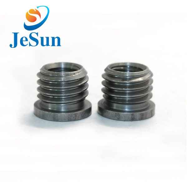Customized special screw with hole cnc machining1126