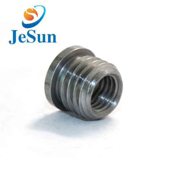Customized special screw with hole cnc machining1134