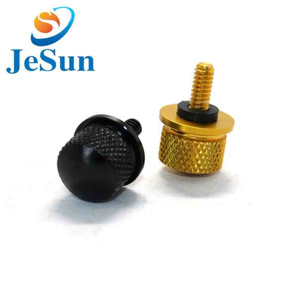 Customized thumb screw with thread knurled screw1115