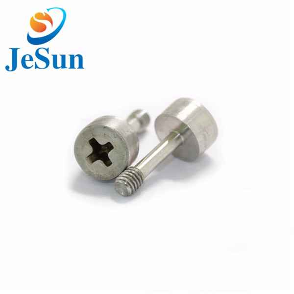 Good quality special screws with part thread523