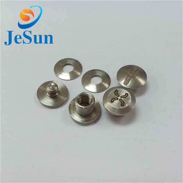 Good quality stainless steel slotted screw655