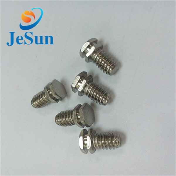 New produce stainless steel hex screws with566