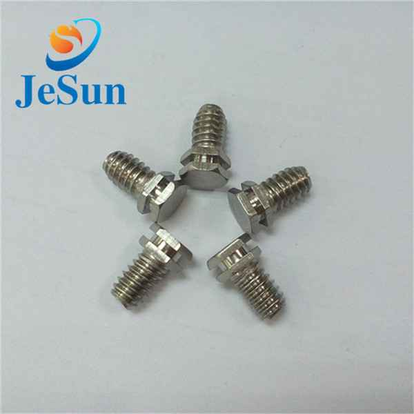 New produce stainless steel hex screws with567