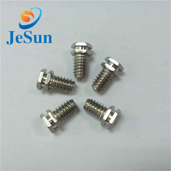 New produce stainless steel hex screws with571