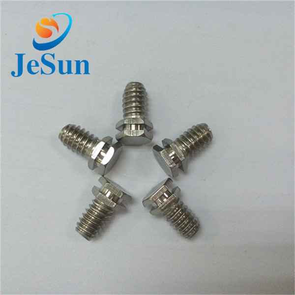 New produce stainless steel hex screws with755