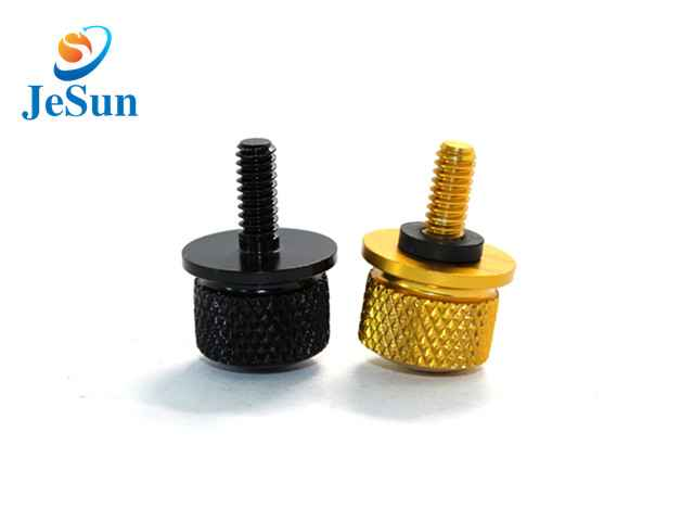 OEM guangdong manufaturing brass special screws for sale