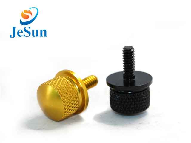 OEM made in China brass knurl screws for sale
