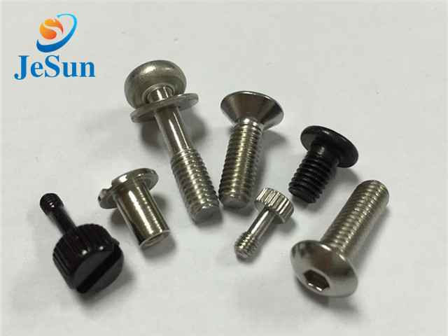 OEM slotted mushroom head screws for sale