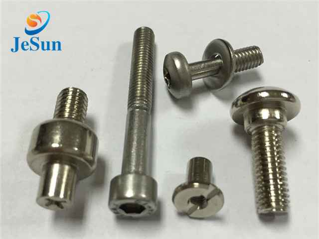 Online shopping hexagon screws with thread for sale