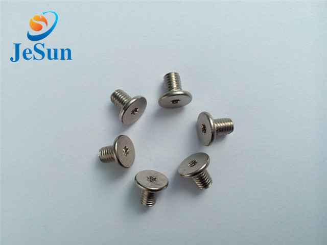Stainless Steel Round Head Thumb Screw for sale