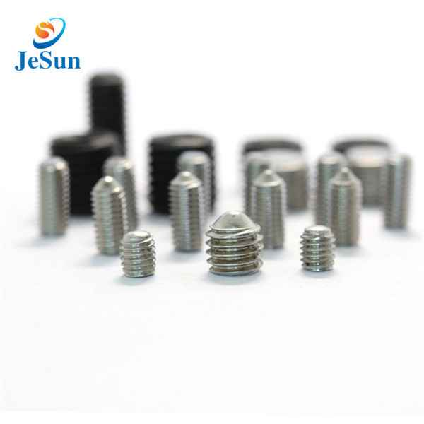 Stainless steel no head screw cnc machining994