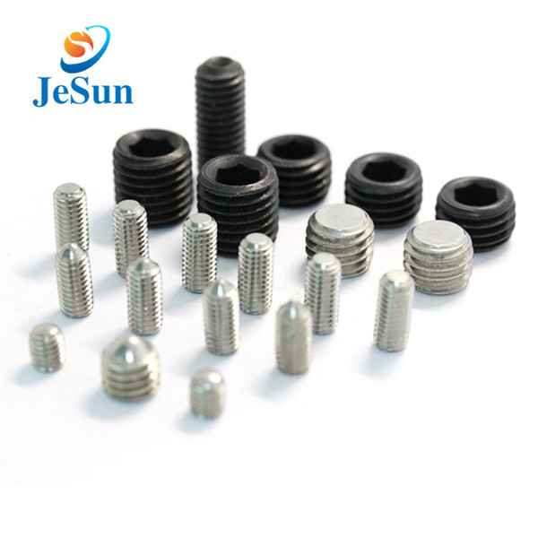 Stainless steel no head screw cnc machining996